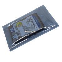 полиэтиленовый пакет для электронных оптовых-Топ антистатический мешок ESD антистатические сумки статические Свободной электроники упаковка Поли мешок пластиковые экранирование упаковка мешок 13 * 18 см