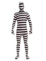 homem do traje zombi venda por atacado-MOONIGHT Mummy Costume Evil Zombie Cosplay para homens Halloween para homens