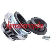 mini dirt quad groihandel-42mm Luftfilter für 47cc49cc Motoren Mini Motor Dirt Pit Bike QUAD ATV