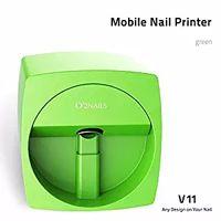 Wholesale digital art designs for sale - Group buy 2018 digital nail art design machine d nail printer for o2nails