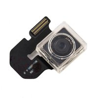 iphone 5s rear camera 2018 - 50PCS DHL Free For Apple iPhone 5 5S 5C 6 6S 7 8 Plus X Rear Main Big Back Camera Module Flex Cable Replacement Part