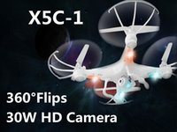 Wholesale axis cards - 4 axis Remote control Quadcopters RC drones with 30w camera 4G card RC helicopter toys with throwing flying function