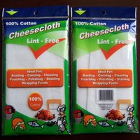 Wholesale cheese cloth resale online - Cheese Cloth Yards Fine Quality Cotton Bleached White Cheese Cloth Fabric