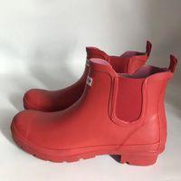 ingrosso le donne scarpe wellies-Stivali da pioggia corti Stivali da pioggia impermeabili Stivali da pioggia Stivali da pioggia Stivali da pioggia Stivali da pioggia per uomo e donna US5-US10