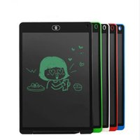 Wholesale 12 Inch LCD Writing Tablet Digital Drawing Tablet Handwriting Pads Portable Electronic Tablet Board ultra thin Board Kids Gift