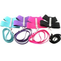 Wholesale velvet puppy - Korean Velvet Rhinestone Decoration Dog Collars Fashion Colorful Pet Practical Leashes Sturdy Soft Puppy Strength Chain Hot Sale 23ym3 Z