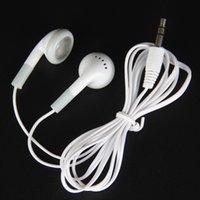 iphone kulaklıklar hd toptan satış-Moda kulak Kulaklık Kulaklık Kulakiçi 3.5mm Cep telefonu iphone Samsung Mp3 Mp4 Mini HD kulaklık Için Ücretsiz Kargo