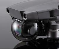 hdmi 2d 3d оптовых-DJI Mavic 2 Zoom / Mavic 2 Pro водонепроницаемый складной карданный камеры защитная крышка