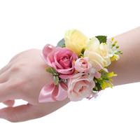 Making silk flowers canada best selling making silk flowers from making silk flowers canada yfmy hand made silk multiple flowers wrist flowers for men mightylinksfo