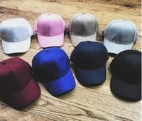 Wholesale custom hats women - 2018 Top Quality Winter Casual Baseball Caps Men Women Fashion Edging Denim Cotton Hip-Hop Hat Custom Accept .#6999