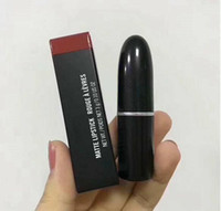 2020 NEW BRAND Matte Lipstick Lip Cosmetic Waterproof 12 Color 3g plastic tube Free Shipping