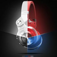 Wholesale new headphone radios for sale - Group buy 2018 New Bluedio Headest T2 Turbine Plus Foldable Bluetooth Headphone Bluetooth Headset Support SD Card And FM Radio