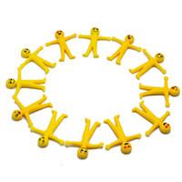 jouet mignon achat en gros de-Mignon TPR emoji poupées mini Décompression Jouet 4,8 cm 1,88 pouces Figurines d'action de bande dessinée Jouets colère laisser des cadeaux pour enfants Cadeaux promotionnels