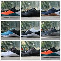 Wholesale Men Wearing Slips - hot 2018 New METCON 3 men's sports running shoes casual wear-resistant running shoes non-slip training shoes sneakers 852928 40-44