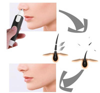 Wholesale nose hair trimmers for sale - Group buy Electric Shaver Men Nose Face Care Hair Removal Trimmer Cleaner Tool Nasal Wool Implement Nose Hair Cut For Men Washed Trimmer