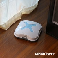 Wholesale floor sweepers - Automatic Robot Vacuum Cleaner USB Rechargeable Mini Sweeper Fully Intelligent Automatic Sensor Lazy Vacuum Cleaner for floor