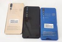 Wholesale gold pixel - New HW p20 pro Smartphone anroid 7.0 MTK6580A 5.5 HD Screen 8.0mp Fingeriprint 1280*720 Pixels Show 4G ram 64G rom Fack 4G unlocked phones