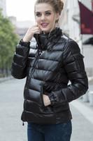 мм одежда оптовых-2019 женская верхняя одежда пальто новая одежда мм пуховик зима женская куртка мода дышащий теплый 90% белый пух высокое качество куртка