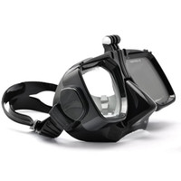 mascara de buceo gopro hero al por mayor-Para GoPro Accesorios de buceo Go Pro Hero 4 5 6 SJCAM SJ4000 / 5000/6000 Para Xiao yi Swim Glasses Diving Mask Mount Action Camera