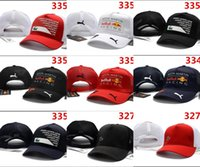 kırmızı snapback spor şapkaları toptan satış-2018 Marka Beyzbol Şapkası kırmızı Snapback Şapka ve Kapaklar Tasarımcı Snapback hip hop kap moda Erkekler Için / Kadınlar Marka Spor Düz Güneş Şapka casquette