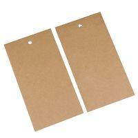 projetos de vidro de papel venda por atacado-Embalagem de papel Kraft personalizado para vidro temperado de telefone celular Design de Shatter pacote de alta qualidade para vidro temperado DIY