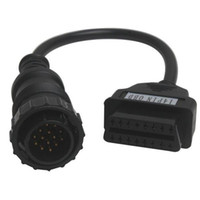 Wholesale benz pin for sale - Group buy For Benz Sprinter Pin to Pin OBD Diagnostic Scanner Connector Cable High Quality