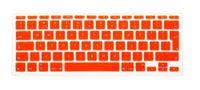 teclado a1465 al por mayor-Inglés Euro UK Layout Ultra Thin Silicone Keyboard Skin Cover para Macbook