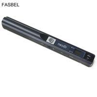 Wholesale handheld portable document scanner - Portable Scanner 900DPI A4 Book Scanner JPG and PDF Document Mini Handheld Pen