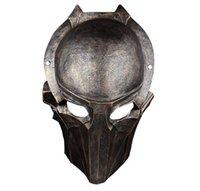 masque de prédateur achat en gros de-Masque de prédateur Eagle face 600g Halloween Supplies