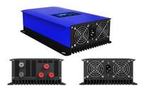 şebeke bağlı güç dönüştürücü toptan satış-1000 W Rüzgar Gücü Izgara Kravat Invertör Dökümü Yükü ile Kontrol / Direnç için 3 Faz 24 v 48 v rüzgar türbini jeneratörü
