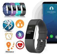 Wholesale fit french - ID115 plus Smart Band Fitness bracelet Tracker Step Counter smartBand bracelet monitoring Wristband pk K8 fit bit miban