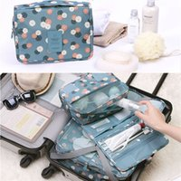 Wholesale suitcases sets for sale - Group buy Asfull Useful New Fashion Toiletry Bags Wash Bag Folding Travel Business Trip Accessories Luggage Waterproof Suitcase