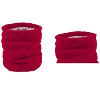 зимние сплошные цветные шарфы оптовых-New Unisex Infinity Scarf Solid Color Wrap Shawl Loop Scarves Winter Infinity Scarf with Faux Fur knit Neck Warmer Chunky #8