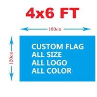 kostenlose hochzeitswerbung großhandel-Benutzerdefinierte Flagge für Hochzeitsdekorationen und Party Dekoration Werbefahne versandkostenfrei