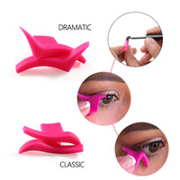 Wholesale wings wear for sale - Group buy New Eyeliner Stamp Eyeshadow Cosmetic Easy To Makeup Wing Style Tools Eye Liner Stamping Stencil maquiagem