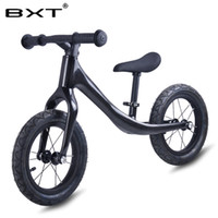 vélos pour enfants achat en gros de-2018 BXT new Kids balance bike For 2~6 Years Old without Pedal complete bike for children baby walker with wheels carbon bicycle