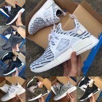 Wholesale Original Japan - 2018 New Originals NMD XR1 Runner PrimeKnit Master Mind Japan Women Mens Designer Running Shoes Trainers Sneakers size 36-45