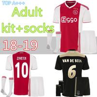 c307eb76c ... home Away mens Soccer Shirt 2019 Customized  10 KLAASSEN  34 NOURI  football shirt. 12% Off