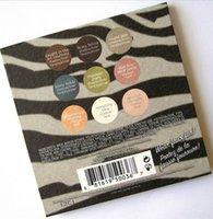 ingrosso le ombre di occhio delle signore-Palette per ombretti in edizione limitata 9 colori Vol.2 Marca Kit cosmetici per trucco Palette per ombretti TB Shady Lady Makeup