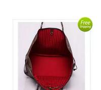 pochettes pour cadeaux achat en gros de-Nylon Portable Creative Fraise Sac pliable cadeau shopping Pochette de protection de l'environnement réutilisable Eco-Friendly Shopping sacs en gros