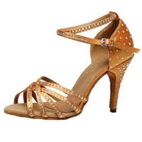 beff97cb99ab Venta al por mayor de Salsa Zapatos De Baile Mujer - Comprar Salsa ...
