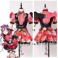 nuevo Ur Nozomi tojo Pequeño Demonio Halloween Juegos con disfraces Disfraz Uniforme Love Live