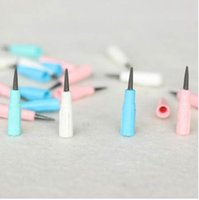 Wholesale stationery for kids free shipping resale online - Mini Pencil Refills Easy To Use School Office Stationery Pencil Refill For Kid Children Pencil Supplies