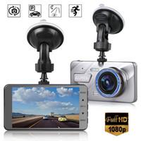 Wholesale motion detector night vision camera for sale - Group buy 4 quot Vehicle P Car Dashboard DVR Camera Video Recorder G Sensor Dash Cam Car DVR