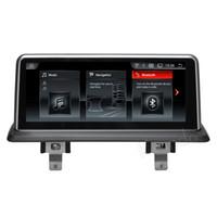 teléfono móvil x5 al por mayor-Krando Android 7.1 10.25 '' gps de navegación de audio para DVD de automóvil para sistema de radio reproductor de radio BMW Serie 1 E81 E82 E87 E88 2006-2012
