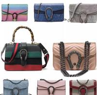 frauen handtaschen angebote groihandel-Deal!!! 2018 Berühmte Designer-Frauen-Handtaschen-Schulterbeutel-Art- und Weisedesigner-Umhängetasche-Fabrik direktes freies Verschiffen