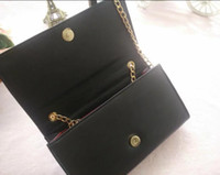 ingrosso borse nere per le donne-2018 nuovo nome del progettista in pelle nappa borse a tracolla Y flap borse a tracolla delle donne borsa a tracolla frizione rosso nero blu bianco grigio
