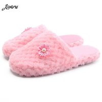 женские тапочки оптовых-2018 Hot Sale Ladies Non-slip Slippers for Bedroom Winter Women Indoor Slipper Women Home Floor Shoes Winter Warm Slippers