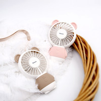 Wholesale fun outdoor lighting - Baseus Mini Hand Fan Portable Rechargeable USB Fun for Travelling Outdoor Office Creative Cooling Fan with Colorful Led Night Light