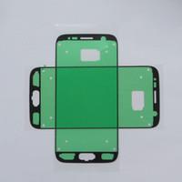 Wholesale galaxy tape - Front LCD Screen Adhesive Sicker Glue Tape For Samsung Galaxy S7 G930 G9300 S6 S6 edge Jiutu